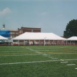 Outdoor Graduation Tent Rental in Westchester County NY