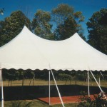 Century Tent Rental with Canopy